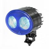 Modré bezpečnostní světlo     včetně montáže
